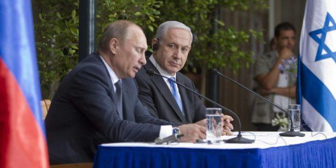 ضوء أخضر روسي لإسرائيل تسمح لها بقصف سوريا