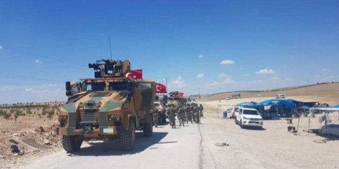 اتفاق جديد لمدينة منبج…..تركيا تحاول مراضاة قوات سوريا الديمقراطية