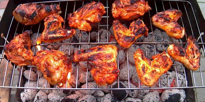 سرّ الدجاج المشوي المذهل.. طاهٍ بريطاني يكشف عن المكون الأهم في الشواء