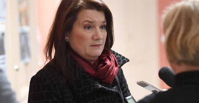 """وزيرة خارجية السويد تستعد لحضور حفل التضامن مع """"روج آفا"""" في العاصمة ستوكهولم"""