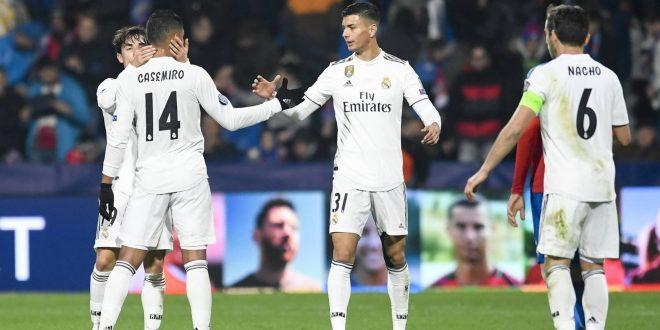 ريال مدريد يعزز تصدره الدوري الإسباني