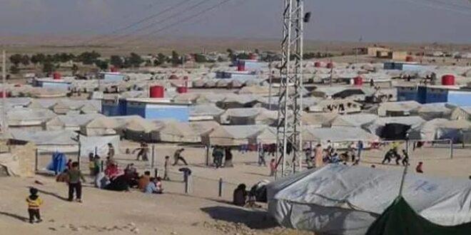 مخيم الهول تجدد مشهد الاغتيالات الباردة من قبل نسوة يعتقدن بمعتقدات تنظيم داعش الإرهابي