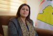 أمينة عمر: العقوبات يجب أن تتوسع لتشمل كافة الإرهابيين وداعمتهم تركيا