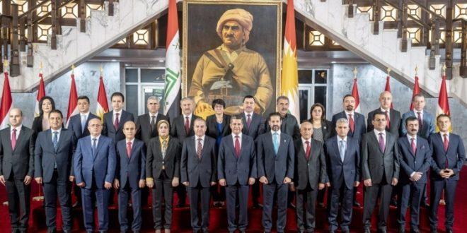 حكومة إقليم كردستان غير ملتزمة ببنود الاتفاق حول الاعتراف بالإدارة الذاتية