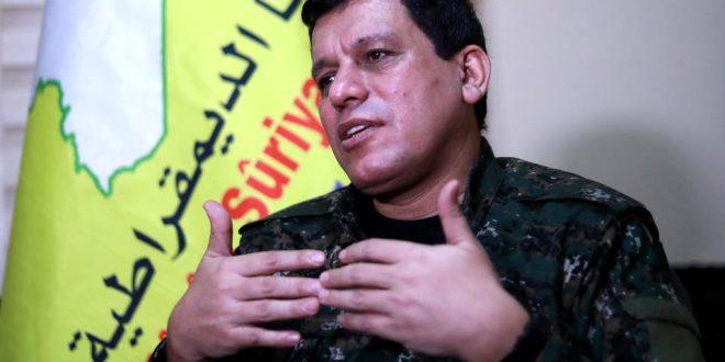 مظلوم عبدي: شمال وشرق سوريا على أعتاب مرحلة جديدة